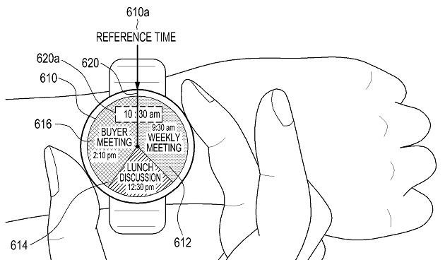 wo 三星圓面設計智慧錶再曝 搭可轉動操作圓環