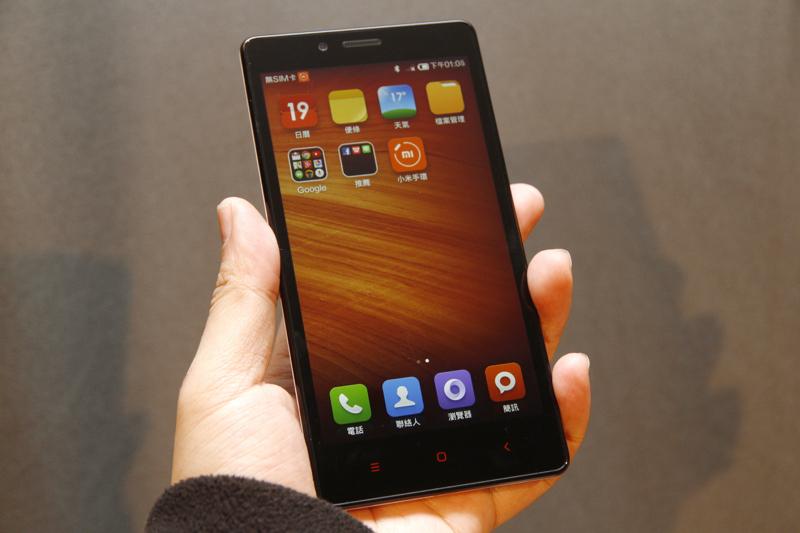 mg 3625 resize1 無畏專利訴訟 小米手機印度銷售破百萬