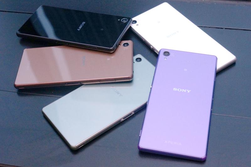 dsc06507 resize Xperia Z3淡紫款配色 「微薰紫」降價登台