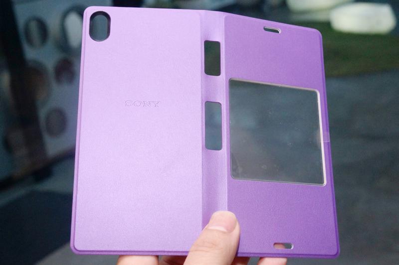 dsc06508 resize Xperia Z3淡紫款配色 「微薰紫」降價登台