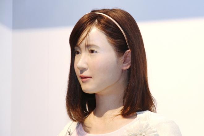 img 0700 resize 動眼看/Toshiba最像真人的仿生機器人Chihira Aiko