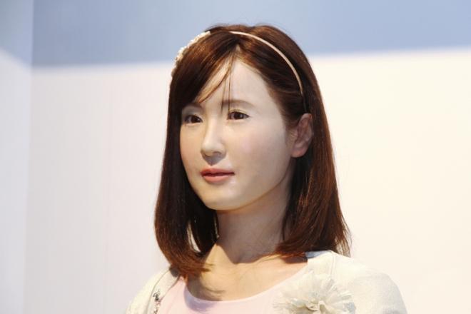 img 0705 resize 動眼看/Toshiba最像真人的仿生機器人Chihira Aiko