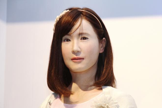img 0706 resize 動眼看/Toshiba最像真人的仿生機器人Chihira Aiko