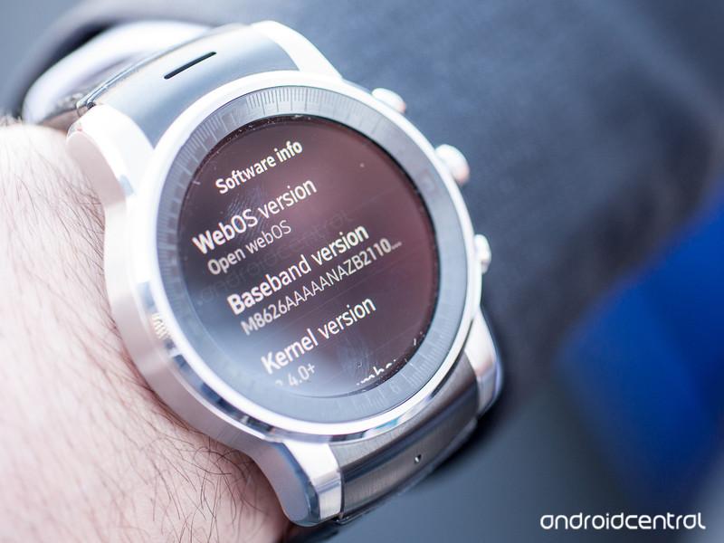 lg audi watch webos 13m LG與奧迪合作 以webOS手錶控制車載