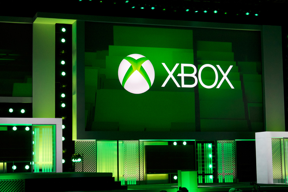 xbox one sign 微軟財報下滑 但Xbox、Surface銷售傳佳績