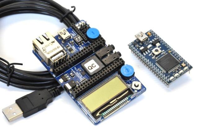 mbed kit e031c0f1392d91bbac5e6c7510bebffa ARM收購Offspark 強化物聯網平台安全