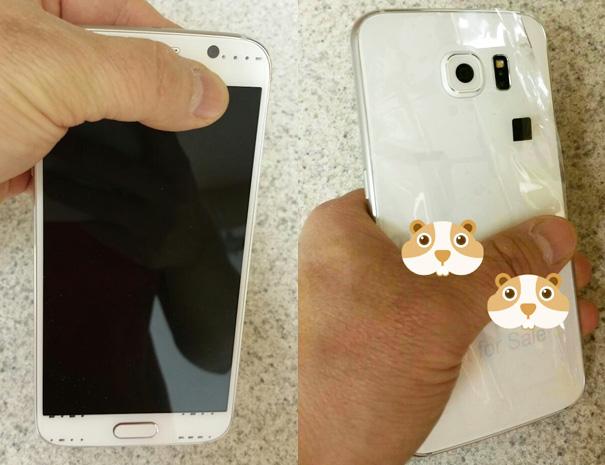 samsung galaxy s6 xda leak 疑似Galaxy S6實機影像曝光 搭金屬機身 (更新:更多實機影像)
