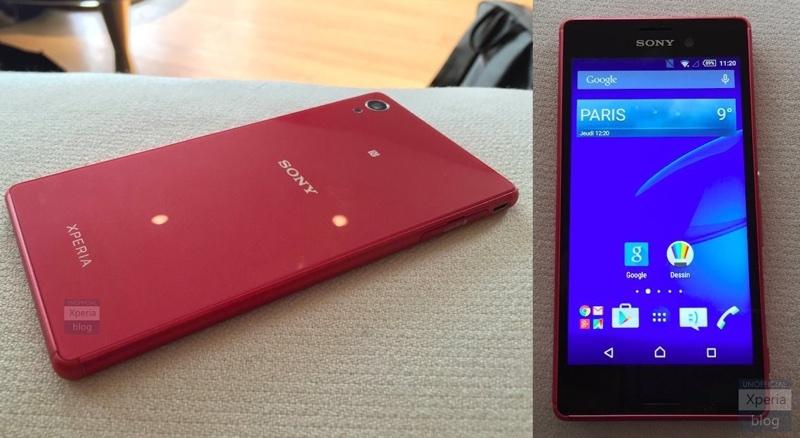sony xperia m4 aqua2 resize Xperia Z4 Tablet、M4 Aqua實機外觀曝光