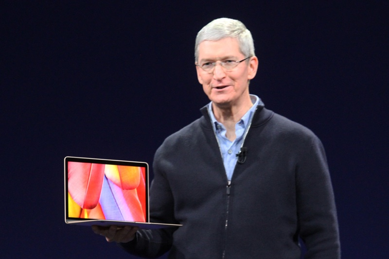 img 0079 resize1 全新12吋MacBook亮相 視網膜螢幕、USB Type C、金色機身