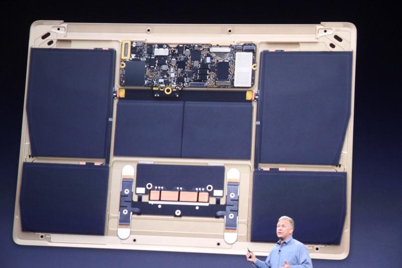 img 0111 resize1 全新12吋MacBook亮相 視網膜螢幕、USB Type C、金色機身