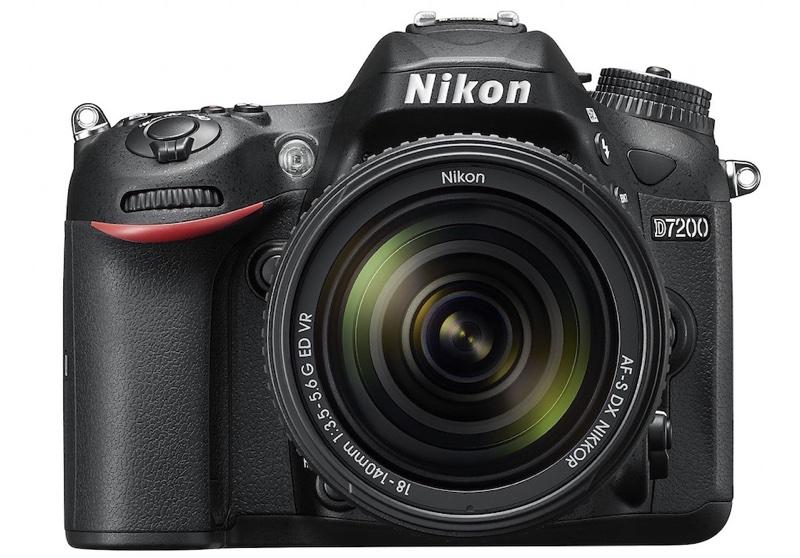 nikond7200 resize 主打輕便體驗 Nikon D7200中階旗艦單眼發表