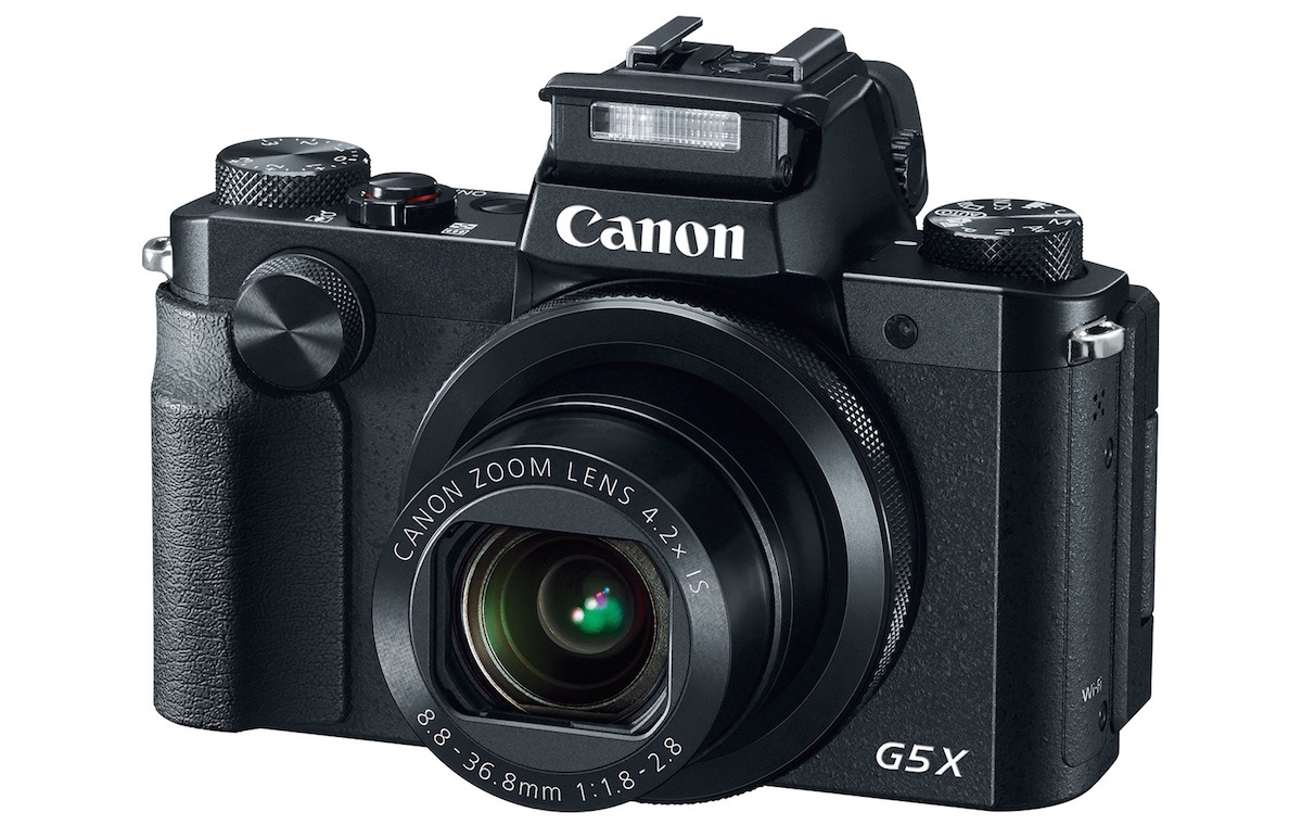g5xlede1 PowerShot G5 X、G9 X揭曉 填補1吋CMOS機種