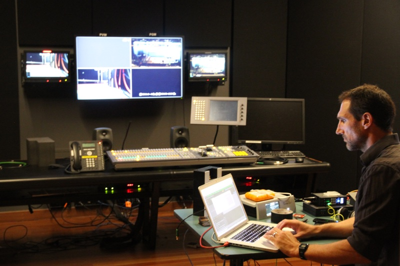 img 0069 resize 攜手雪梨歌劇院 Intel讓科技進入生活