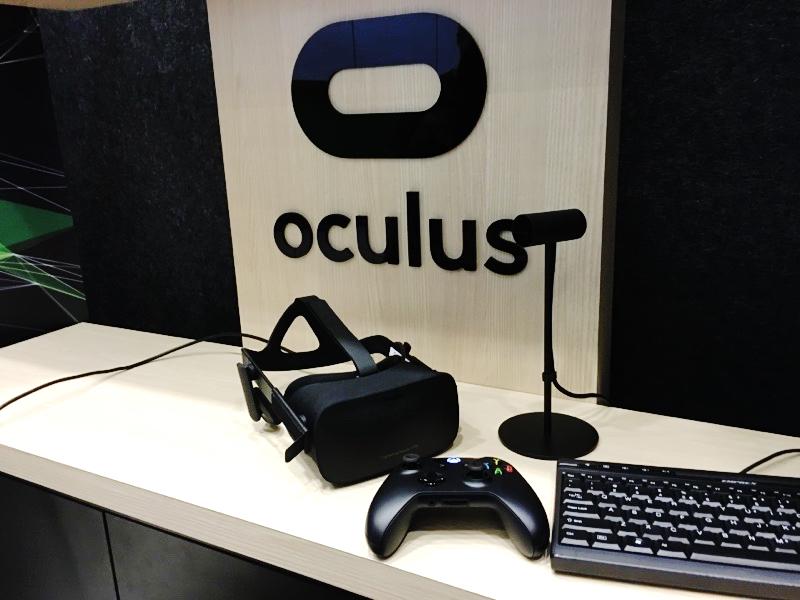 Oculus等廠商近年來再次帶起虛擬實境應用話題