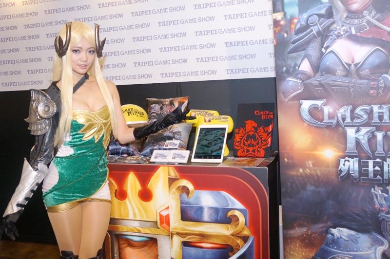 dsc01416 resize 電玩展下週四登場 《神魔之塔》依然佔最大攤位