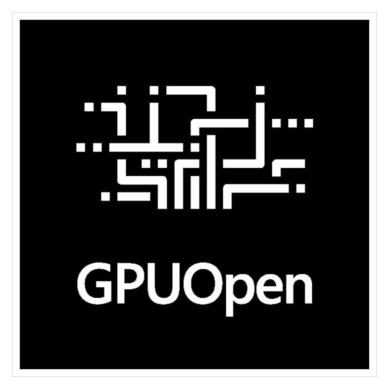 gpuopen logo AMD推GPU開放架構計畫 增加運算效能