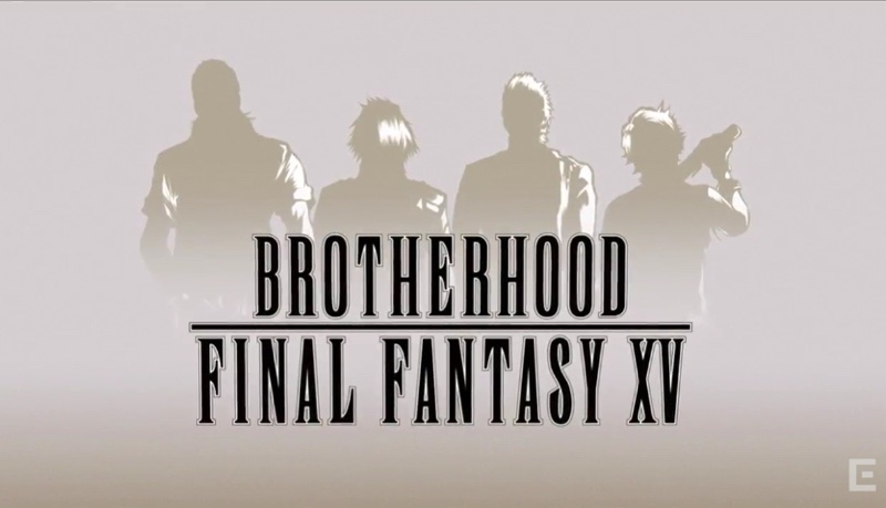 0001352767 resize 補強劇情 《Final Fantasy XV》推衍生動畫作品