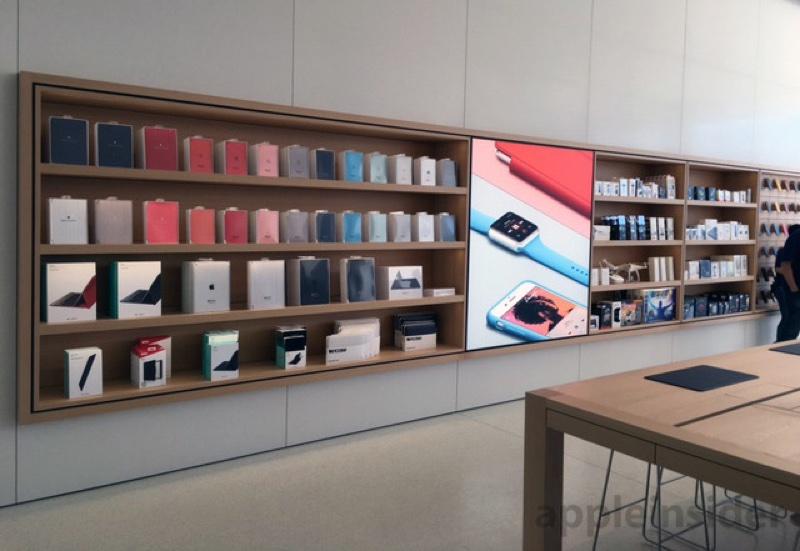 16362 13107 160328 memphis 2 xl resize Apple Store全新風格 導入444吋巨型螢幕牆