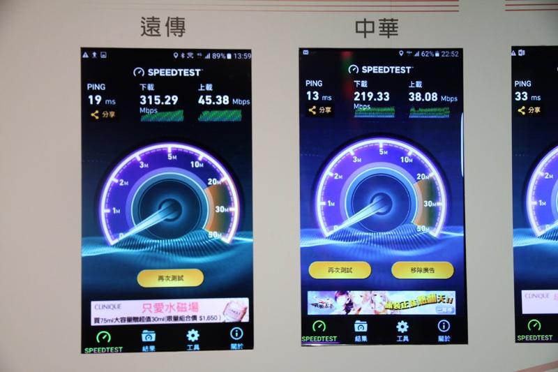 img 0153 resize 遠傳啟用2600Mhz頻段 跨入4.5G高速連網