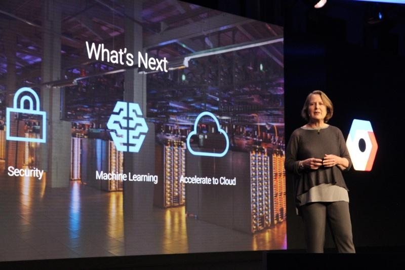 img 0381 resize1 Google擴大雲端服務 強化加密、機器學習