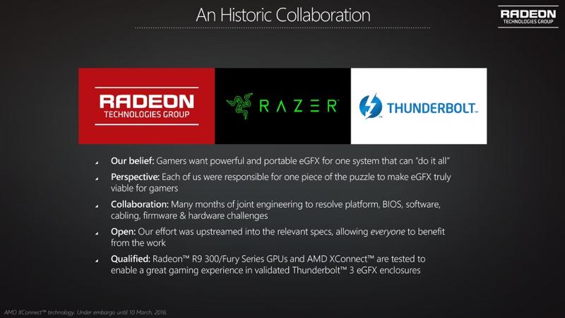 radeon xconnect press deck 6 resize AMD更新XConnect技術 對應顯示卡外接盒
