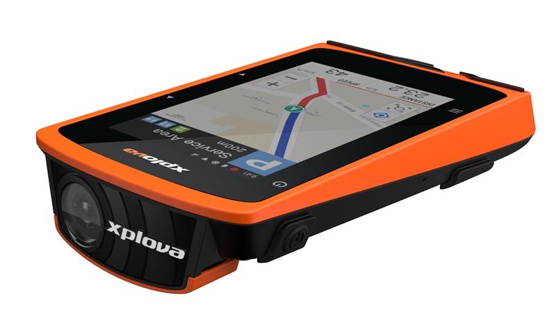xplova x5 01 map resize 宏碁揭曉自行車專業車錶、高續航智慧手環