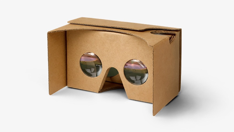 cardboard resize Google計畫推出Android VR硬體、平台