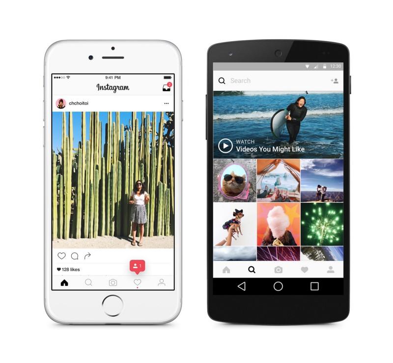 Instagram+redesign
