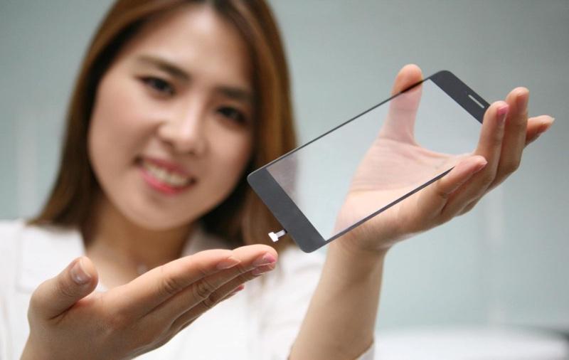 photo 1 lg innotek introduces cover glass which is embeded fingerprint sensor module 1138x720 resize LG推新手機螢幕玻璃元件 可直接辨識指紋