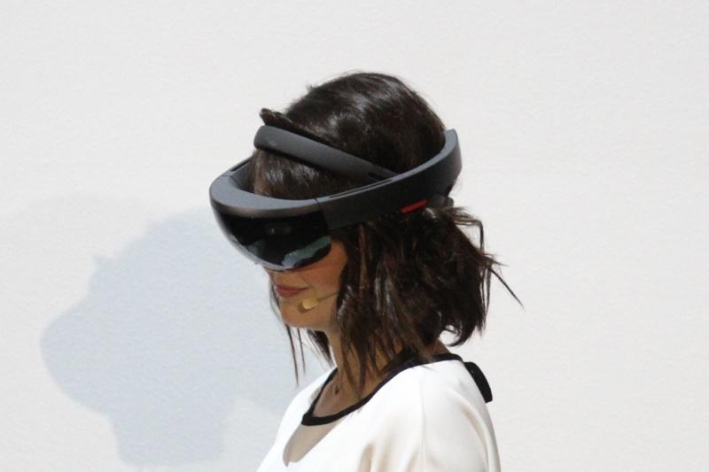 img 0194 resize HoloLens首度在台展示 擴大混合實境合作計畫