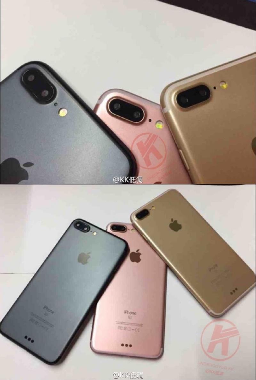 iPhone 7「海軍藍」再曝 但不見得成為標準色…