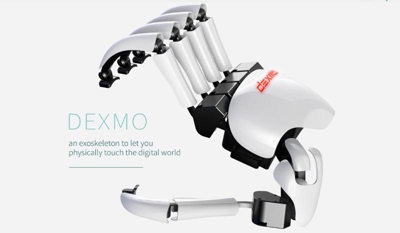 e89ea2e5b995e5bfabe785a7 2016 08 25 e4b88ae58d889 21 28 resize 外骨骼手套Dexmo 讓你能感受虛擬物件「觸感」