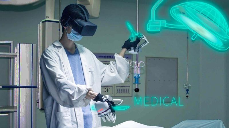 e89ea2e5b995e5bfabe785a7 2016 08 25 e4b88ae58d889 21 33 resize 外骨骼手套Dexmo 讓你能感受虛擬物件「觸感」
