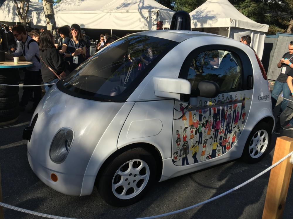 img 4510 Google無人車產品技術長離職 傳與高層意見不攏