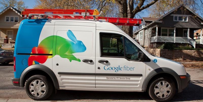 Google Fiber高速連網服務 將藉無線形式加速擴展