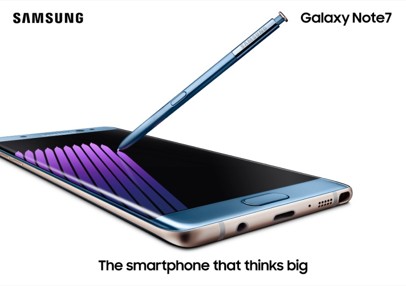 resize galaxynote7 keyvisual 1 有「筆」較好 Galaxy Note 7加入虹膜解鎖、防水等設計