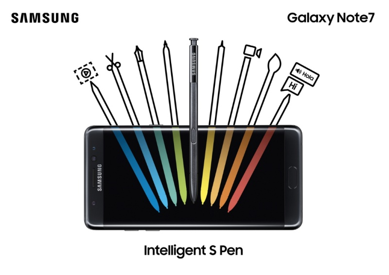 resize galaxynote7 keyvisual 4 有「筆」較好 Galaxy Note 7加入虹膜解鎖、防水等設計