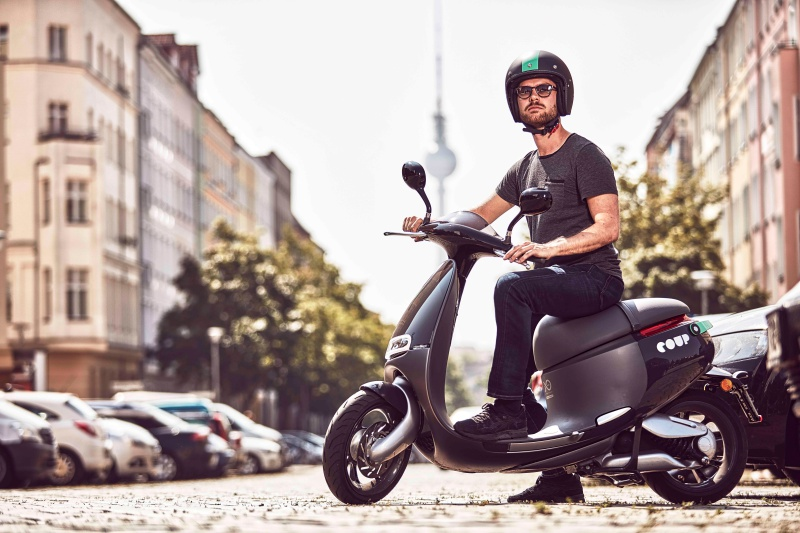 resize_Gogoro 與 BOSCH 新創公司 COUP 合作在德國柏林提供二輪共享租賃服務