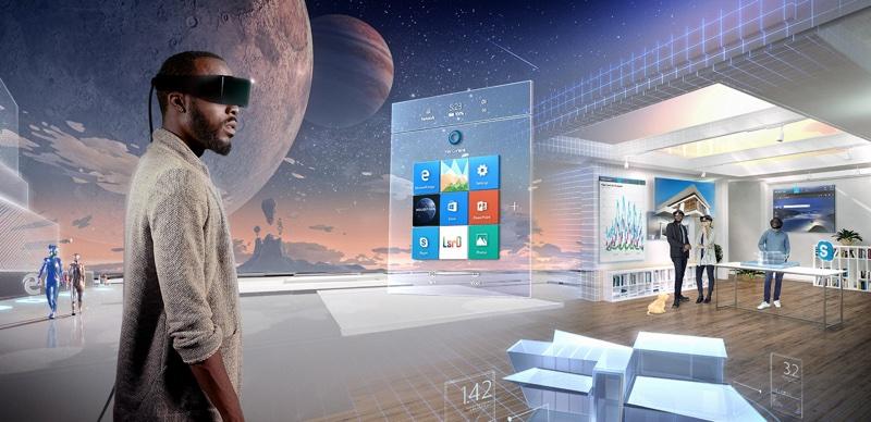 windows holographic resize 微軟確認明年將使全息影像技術與Windows 10整合